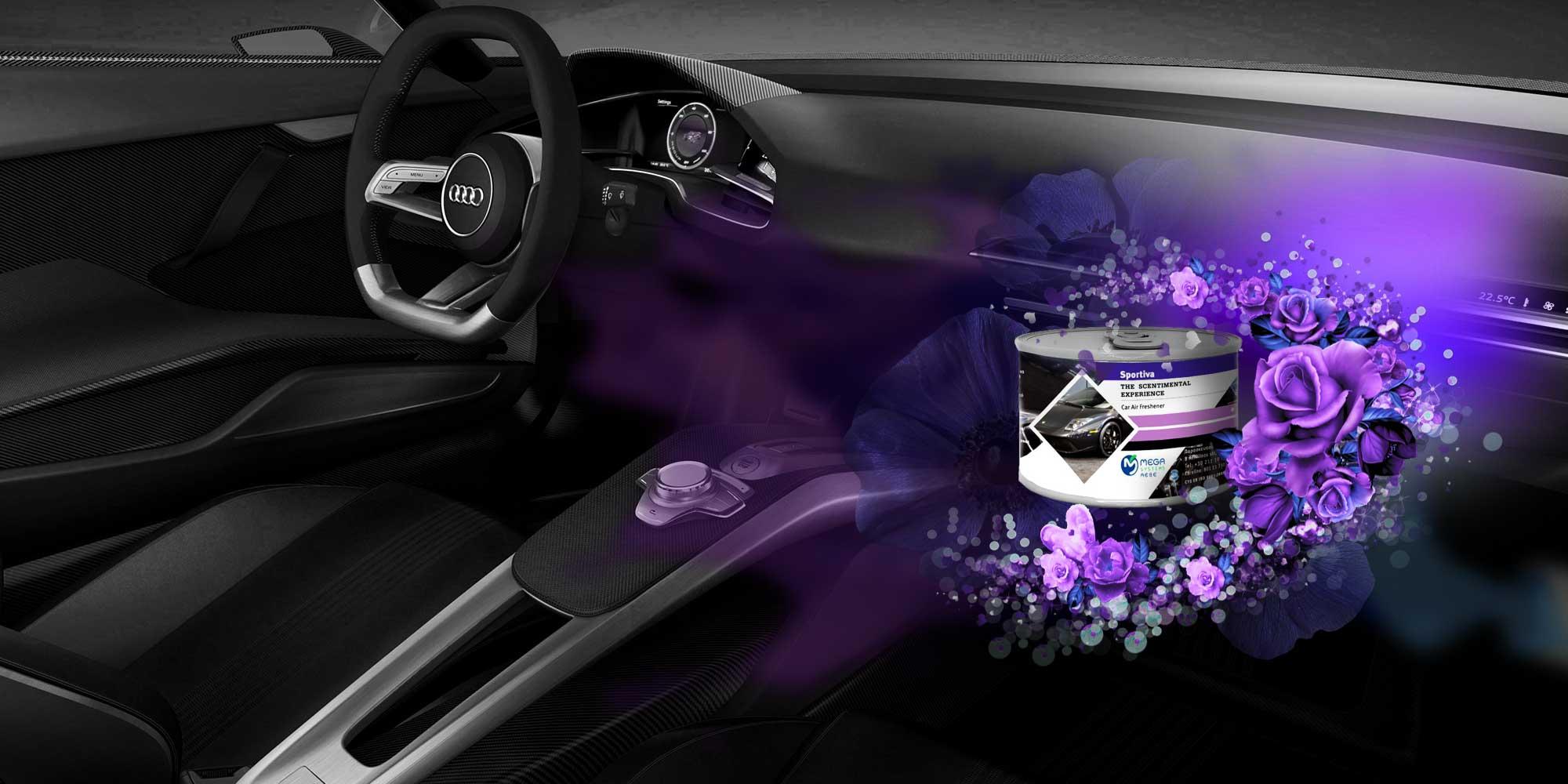Автомобильные ароматы