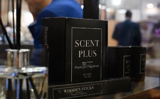 ароматизация и аромамаркетинг с scent+